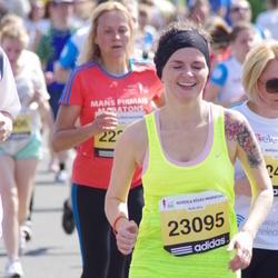 The 24th Nordea Riga marathon - Evita Eidinta (23095)