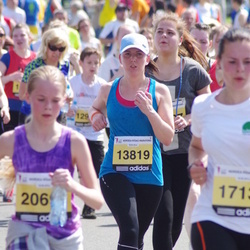 The 24th Nordea Riga marathon - Monta Liepiņa (13819)