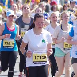 The 24th Nordea Riga marathon - Anna Novikova (17136)