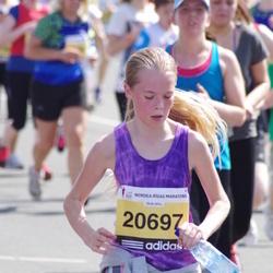 The 24th Nordea Riga marathon - Liāna Borherte (20697)