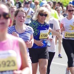 The 24th Nordea Riga marathon - Līga Kravale (17366)
