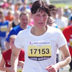 The 24th Nordea Riga marathon - Inta Kaņepāja (17153)