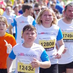 The 24th Nordea Riga marathon - Inga Liepa (12808)
