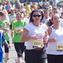The 24th Nordea Riga marathon - Ginta Krivma (24115)