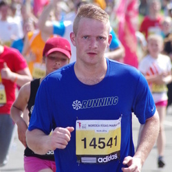 24. Nordea Riia maraton - Ainārs Kuriga (14541)