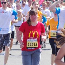 The 24th Nordea Riga marathon - Aleksandra Kuzņecova (22512)