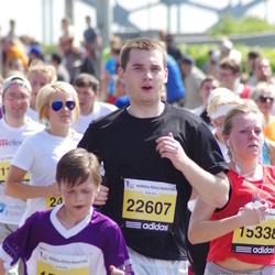 The 24th Nordea Riga marathon - Maksims Tarasovs (22607)