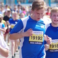 The 24th Nordea Riga marathon - Aivars Rubenis (19192)