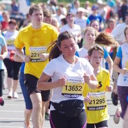 The 24th Nordea Riga marathon - Māra Kuzņecova (13652)