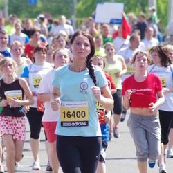The 24th Nordea Riga marathon - Jana Osipova (16400)