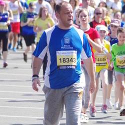 The 24th Nordea Riga marathon - Ruslans Pankratovs (18343)