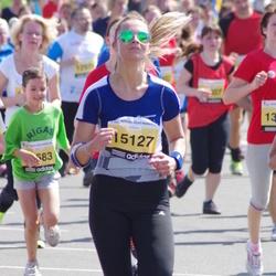 The 24th Nordea Riga marathon - Dana Jagodkina (15127)