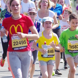 The 24th Nordea Riga marathon - Inga Zimina (22495)