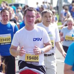 The 24th Nordea Riga marathon - Roberts Pētersons (19486)