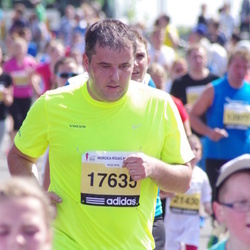 The 24th Nordea Riga marathon - Jānis Novickis (17635)