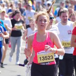 The 24th Nordea Riga marathon - Liāna Rudzīte (13523)