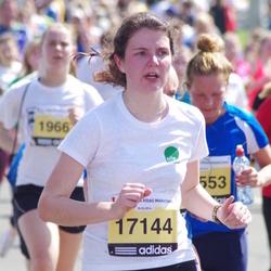 The 24th Nordea Riga marathon - Evita Važeņina (17144)