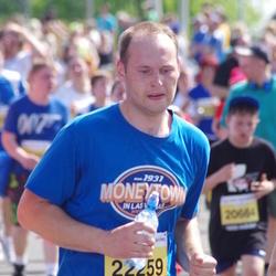 The 24th Nordea Riga marathon - Druvis Baltiņš (22259)