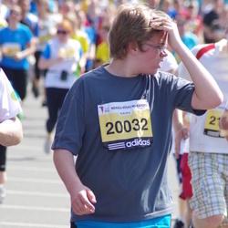 The 24th Nordea Riga marathon - Ēriks Cimiņš (20032)