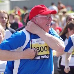 24. Nordea Riia maraton - Aigars Beķeris (18002)
