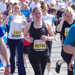 24. Nordea Riia maraton - Anastasija Leonova-Kučinska (20748)