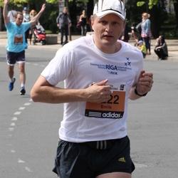 24. Nordea Riia maraton - Emīls Gailis (1222)