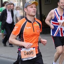 24. Nordea Riia maraton - Aare Huik (1405)