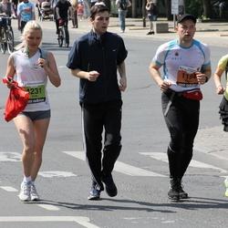 24. Nordea Riia maraton - Ainārs Aizpurietis (1194), Evita Leokena (4231)