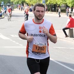 24. Nordea Riia maraton - Ainārs Kumpiņš (1250)