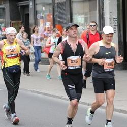 24. Nordea Riia maraton - Pawel Orzechowski (635), Fijałkowski Waldemar (1002), Brent Weigner (1361)