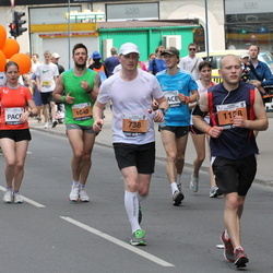 24. Nordea Riia maraton - Aigars Kokins (738), Ivars Indriks (1158), Andrejs Konstantīns (1640)