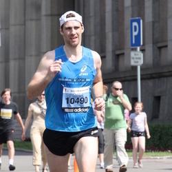 24. Nordea Riia maraton - Emīls Broks (10490)