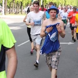 24. Nordea Riia maraton - Andris Voroņko (7190), Rolands Zvejnieks (11691)