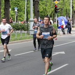 24. Nordea Riia maraton - Aigars Slotiņš (9652)
