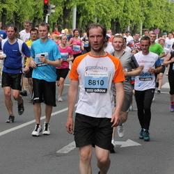 24. Nordea Riia maraton - Aigars Umbraško (8810), Armands Arājs (10964)