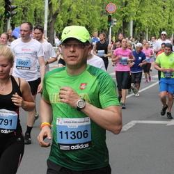 24. Nordea Riia maraton - Anete Pujate (7791), Virgintas Stogevicius (11306)