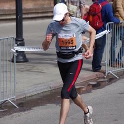 24. Nordea Riia maraton - Andžejs Stenclavs (1565)