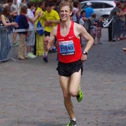 The 24th Nordea Riga marathon - Konstantīns Dinārs (11540)