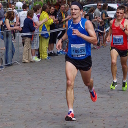 The 24th Nordea Riga marathon - Andris Jubelis (10853)