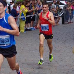 The 24th Nordea Riga marathon - Jevgēnijs Turkins (8427)