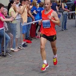 The 24th Nordea Riga marathon - Jānis Gailis (11219)