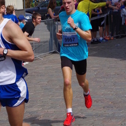 The 24th Nordea Riga marathon - Pēteris Lazdiņš (9957)