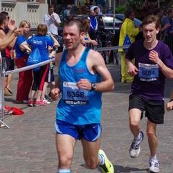 The 24th Nordea Riga marathon - Jānis Krauze (6358)