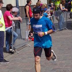 The 24th Nordea Riga marathon - Valdis Miezītis (9695)