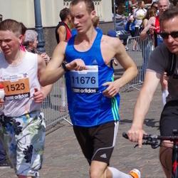 The 24th Nordea Riga marathon - Vladislavs Jaickis (11676)