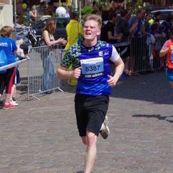 The 24th Nordea Riga marathon - Mārtiņš Jirgensons (8387)