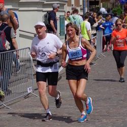 The 24th Nordea Riga marathon - Ināra Lūse (9071)