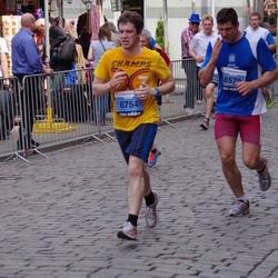 The 24th Nordea Riga marathon - Edgars Bikse (6754)