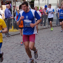 The 24th Nordea Riga marathon - Jānis Skrims (8579)