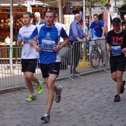 The 24th Nordea Riga marathon - Edgars Krūze (8670)